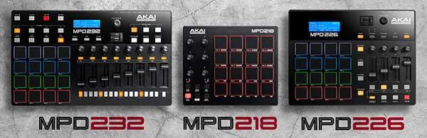новая серия MIDI PAD controller