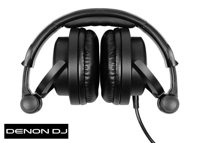 Новая серия DJ наушников от Denon DJ