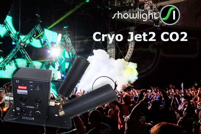 SHOWLIGHT Cryo Jet2 CO2