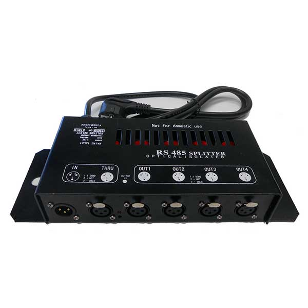 Сплиттер-разветвитель SHOWLIGHT DMX Distributor